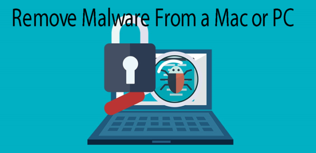 remove malware from a Mac or PC?