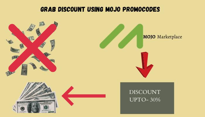 Grab Discount At MOJO Marketplace