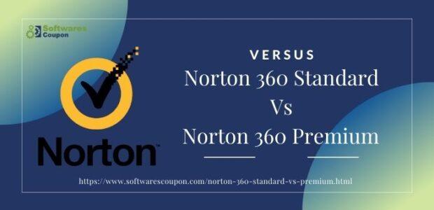 Norton 360 Standard Vs Norton 360 Premium