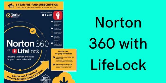 Norton 360 with LifeLock