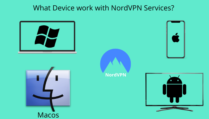 WHAT DEVICE WORK WITH NORD VPN