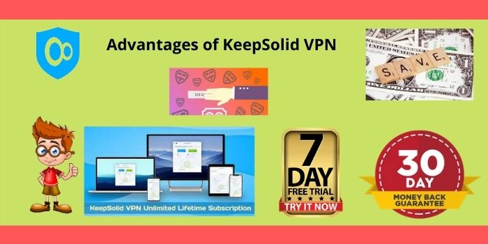 About KeepSolid VPN