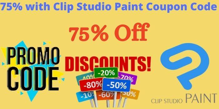 Clip Studio Paint Sale
