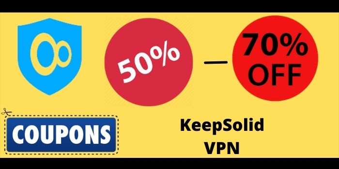 KeepSolid VPN Coupon Code