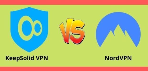 KeepSolid VPN VS NordVPN
