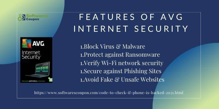 Features of AVG Internet Security