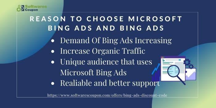 Reason To Choose Bing Ads