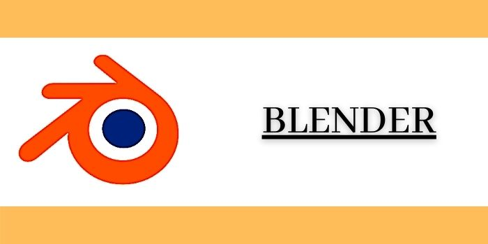 Blender Free To Use Software