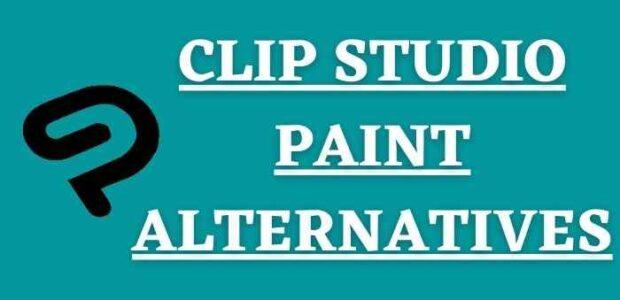 Alternatives of Clip Studio Paint